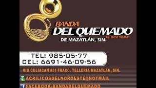 MI MUNDO AL REVES ESTRENO 2012 banda del quemado