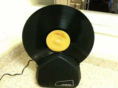 Vac O Rec Record Cleaner Youtube
