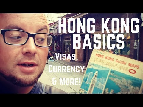 HONG KONG GUIDE | HONG KONG BASICS | FIRST WORLD TRAVELLER