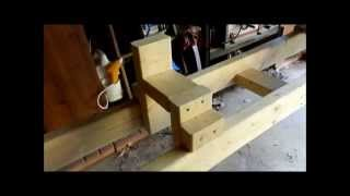 How To Make A Chop Saw Table