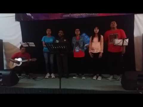 Lagu Rohani Kristen Tak Satupun Retret KATA GKII Filipi Family 2016