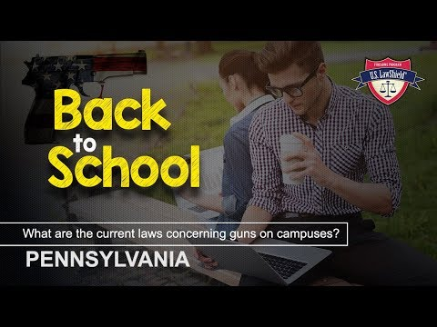 Pennsylvania Back to School 2017