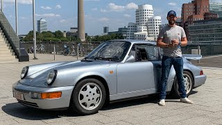 Stranger's Message Gets Me RAREST Porsche 964 In The World!