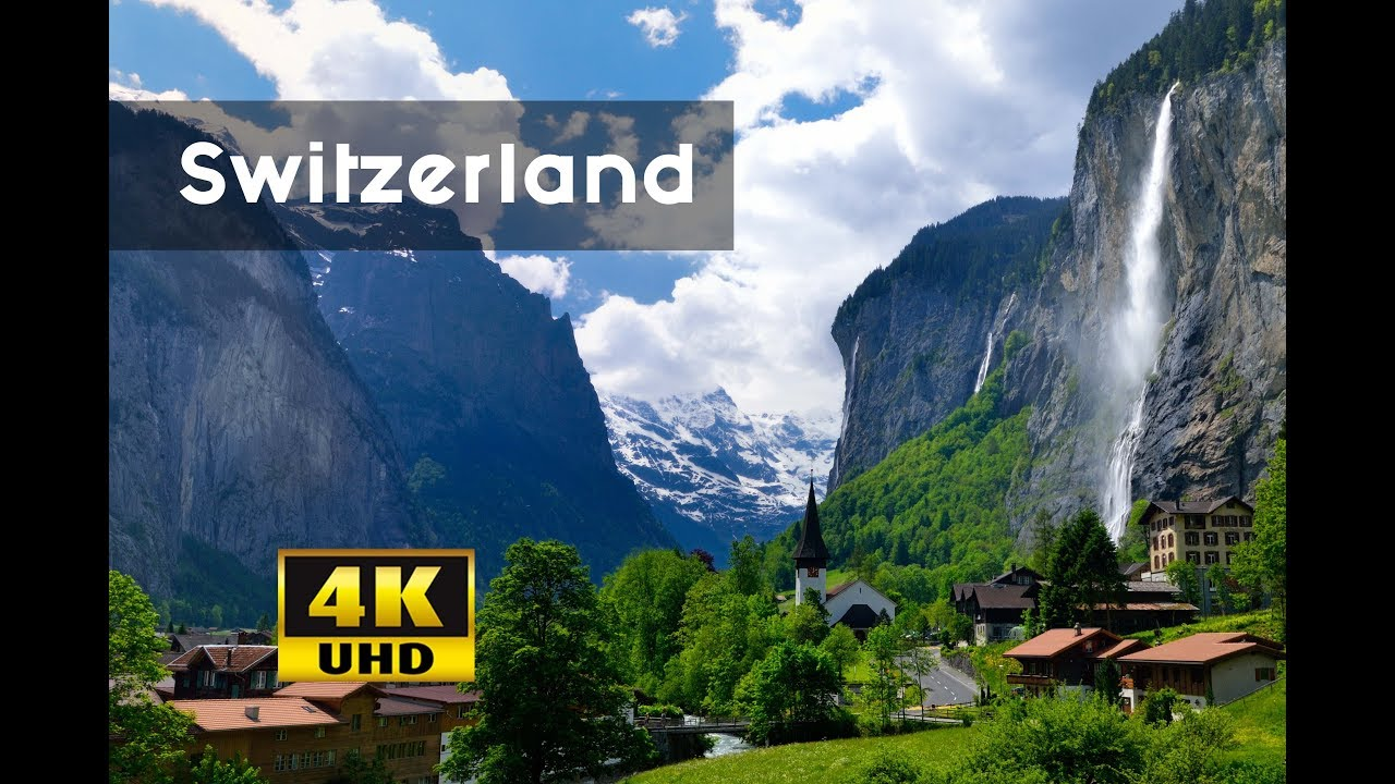 This is Switzerland 4k