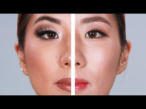 Thumbnail: American Makeup v. Korean Makeup
