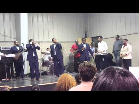 "Revised Singing ""Satisfied With Jesus"" in Tupelo"