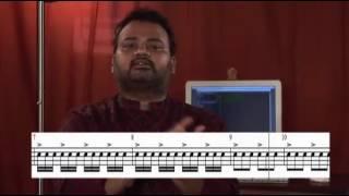 Уроки ритма и использование в музыкальной импровизации. Система