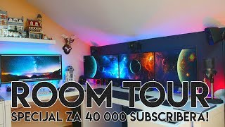 ROOM TOUR | SPECIJAL ZA 40 000 SUBSCRIBERA