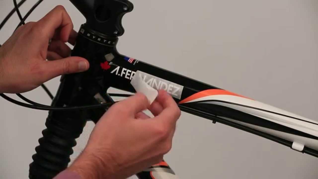 Artesanato Russo ~ Proadhesive Pegatinas para bicis YouTube
