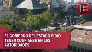 ÚLTIMA HORA: Reportan nuevas balaceras en Guadalajara