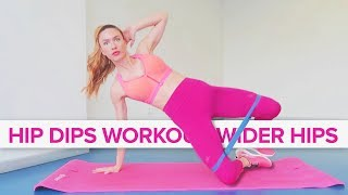 Hip Dips Workout Wider Hips | İmge Gürsoy