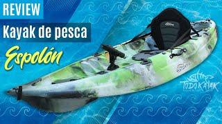"""Vídeo: Kayak de pesca """"Espolón"""""""