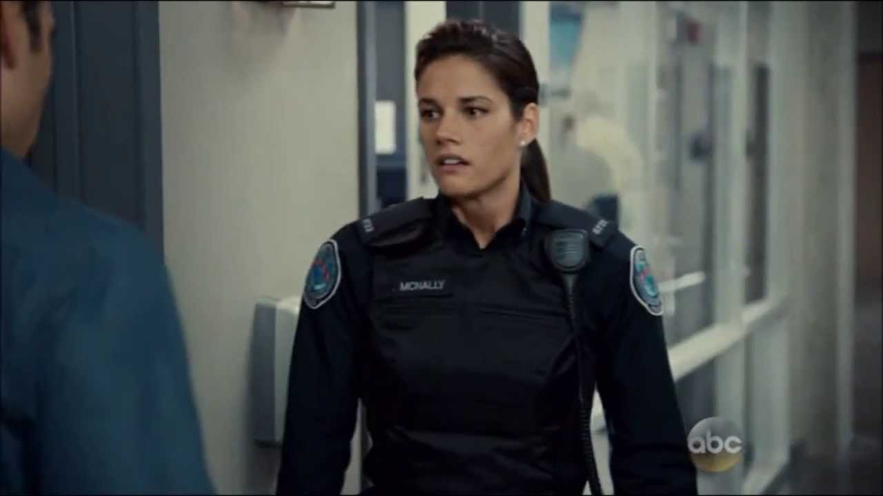 Rookie Blue - 4x4 - Sam and Andy run into each other - YouTube Rookie Blue Andy And Sam