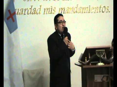 Pastor Antonio Cruz, MMM de Bélgica. Tema: Salmos 46:10 , 21.04.2015