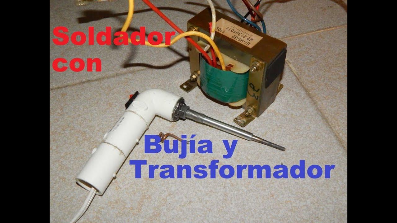 Soldador de esta o con buj a diesel y transformador - Soldador electrico estano ...