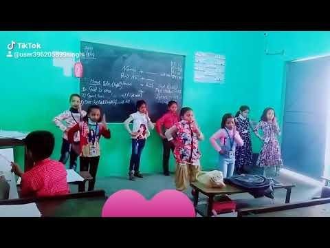 Kams Convent School (dance Practice) Saat Pind