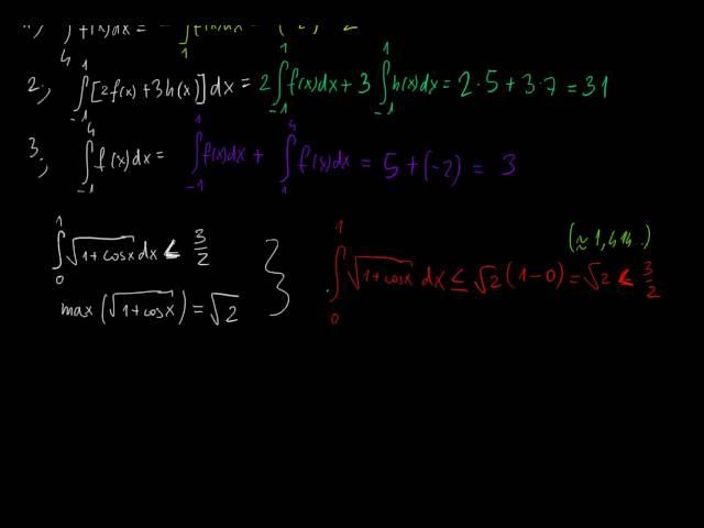 A határozott integrál 4