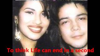 Selena and Chris Perez - Yo Te Extrañare - Tercer Cielo with English Subtitles