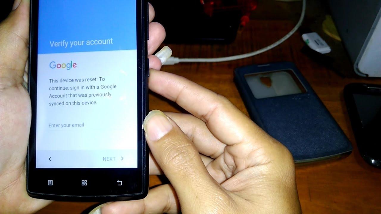 Cara Remove Google Account Frp Lenovo A2010 Tanpa Box File Frp Dan