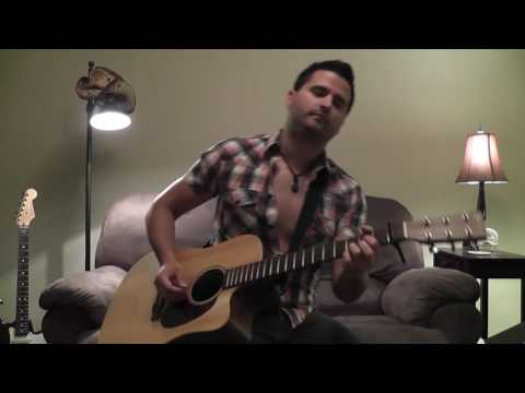 I Wanna Make You Close Your Eyes - Dierks Bentley (Cover)