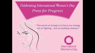 CELEBRATING INTERNATIONAL WOMENS DAY 2018