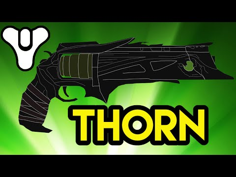 Destiny Lore: Thorn (Part 1)