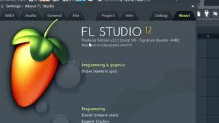 How to unlock FL Studio 12 full version with regkey