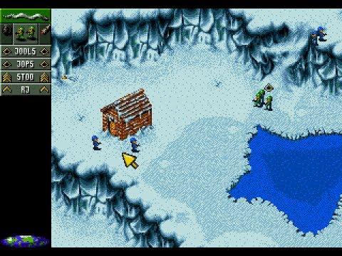Cannon Fodder Longplay (Amiga) [50 FPS]