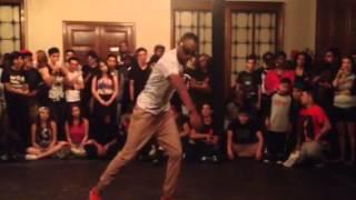 World of dance Dallas 2015/battle room