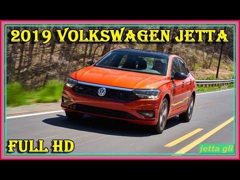 2019 Jetta Review - New Volkswagen Jetta GLI Turbo 2019