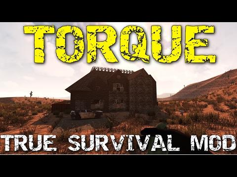 7 Days to Die Modded | 4K | True survival - Ep 5 - Torque