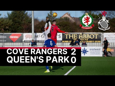 Cove Rangers Queens Park Goals And Highlights