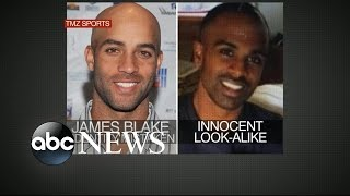 NYPD's Top Cop Apologizes to Former Tennis Star James Blake