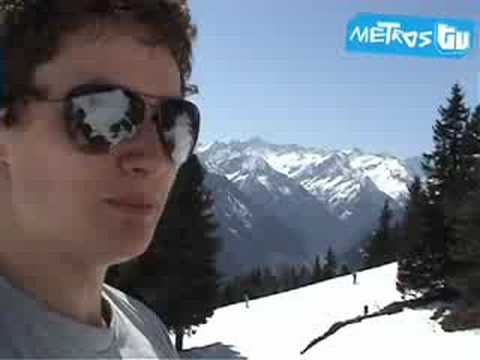 Metros TV:  Guide To The Alps