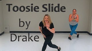 Toosie Slide by Drake | Work The Floor Fitness | Dance Fitness Workout