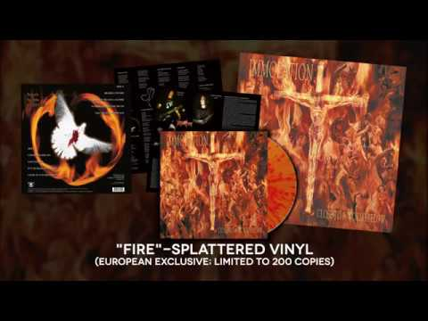 Immolation - vinyl re-issues