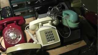 Western Electric Bell System Telephones - A Collection and Short History Lesson