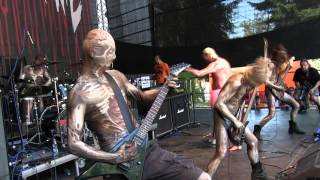COTE D'AVER Live At OBSCENE EXTREME 2015 HD
