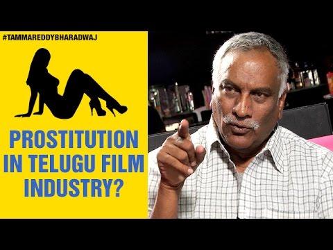 Tammareddy about Prostitution in Telugu Film Industry   Open Talk With Tammareddy Bharadwaj