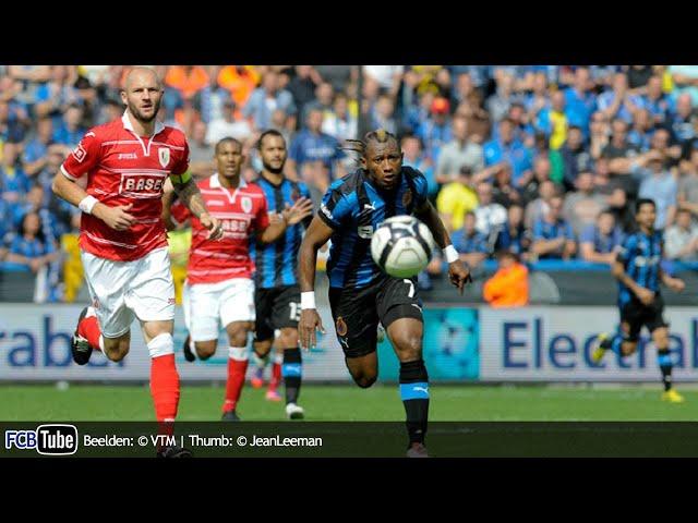 2012-2013 - Jupiler Pro League - 06. Club Brugge - Standard 4-2