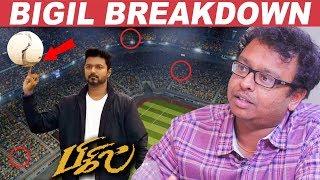 BIGIL VFX Problem - GK Vishnu Clarifies | Bigil | Vijay | Atlee