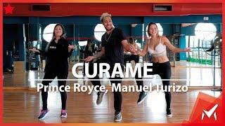 Curame - Prince Royce y Manuel Turizo - Marcos Aier