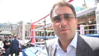 EDDIE HEARN TALKS JAMES DeGALE'S NEXT MOVE, JOSHUA, MITCHELL & BROOK v GAVIN