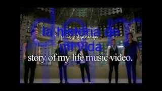 one direction story of my life la historia de mi vida espaol