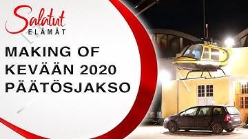 Making of | Kevään 2020 päätösjakso |Salatut elämät
