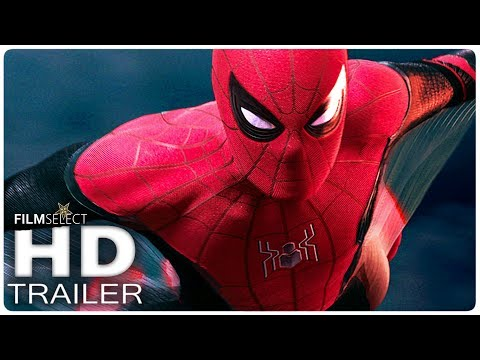 D-Wayne Chavez - Spider-Man Far from home trailer is here!