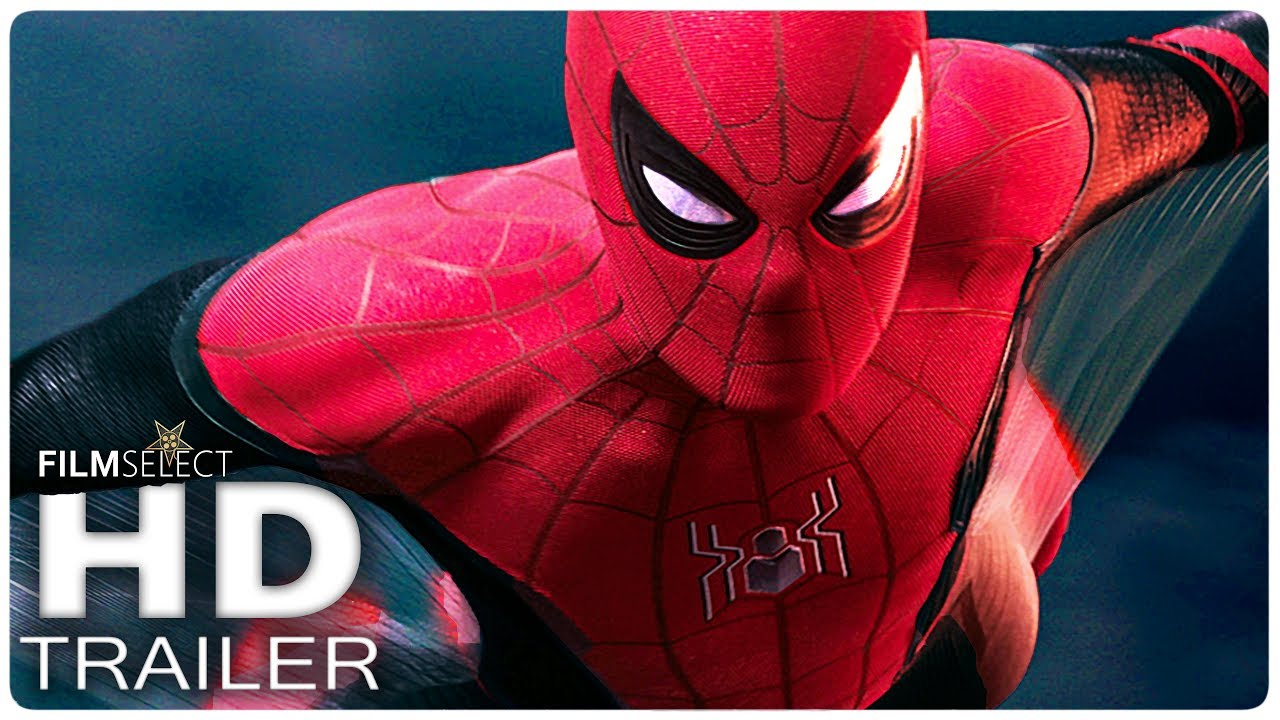 Download SPIDER-MAN: FAR FROM HOME Trailer (2019)