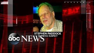 Las Vegas shooting suspect