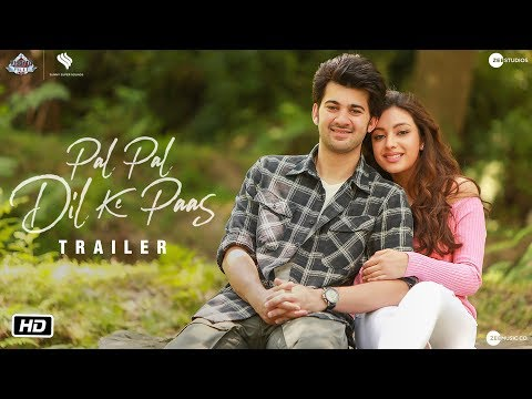 Pal Pal Dil Ke Paas movie Official Trailer Starring Karan Deol, Sahher Bambba Sunny Deol 20th Sept