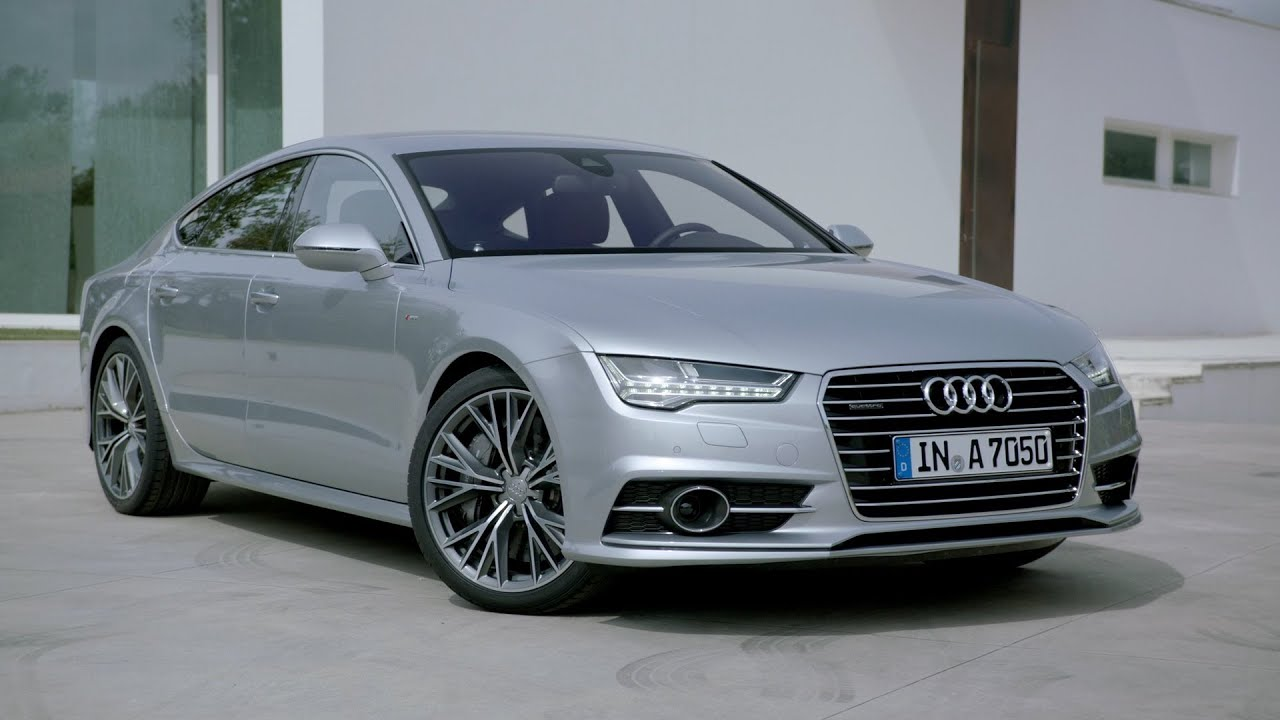 new 2015 audi a7 sportback v6 tdi s line youtube. Black Bedroom Furniture Sets. Home Design Ideas